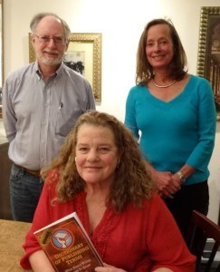 Expert travel writers and photographers (Craig Johnson, Janet Fullwood & Ingrid Lundquist) offered guidance at The Book-In-Hand workshop.